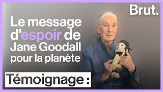 Interview : Jane Goodall