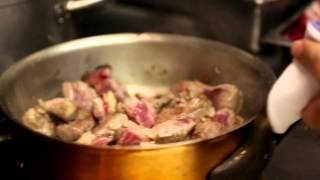 Provençal Lamb Daube Recipe by Chef Daniel Boulud
