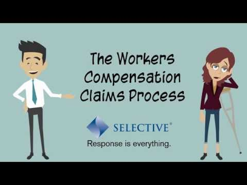 Workers Compensation Claims Process