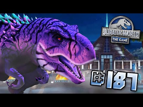 NEW HYBRIDS & BATTLE ARENA?!?  || Jurassic World - The Game - Ep187 HD poster