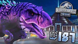 NEW HYBRIDS & BATTLE ARENA?!?  || Jurassic World - The Game - Ep187 HD