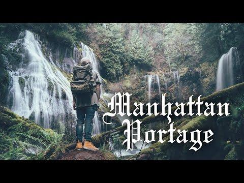 Brand Spotlight: Manhattan Portage  THE BEST BRAND FOR BAGS