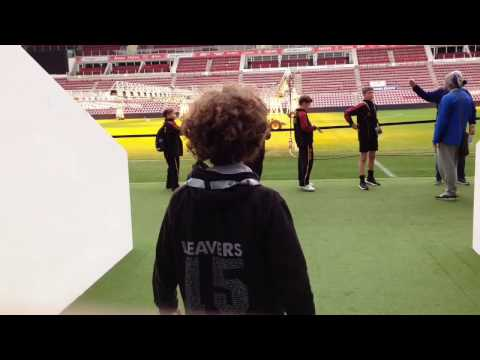 PSV Stadium Tour|| (Holland Trip)