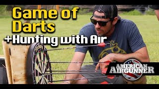 Air rifle hunting is a growing sport and experts say air gun huntin...