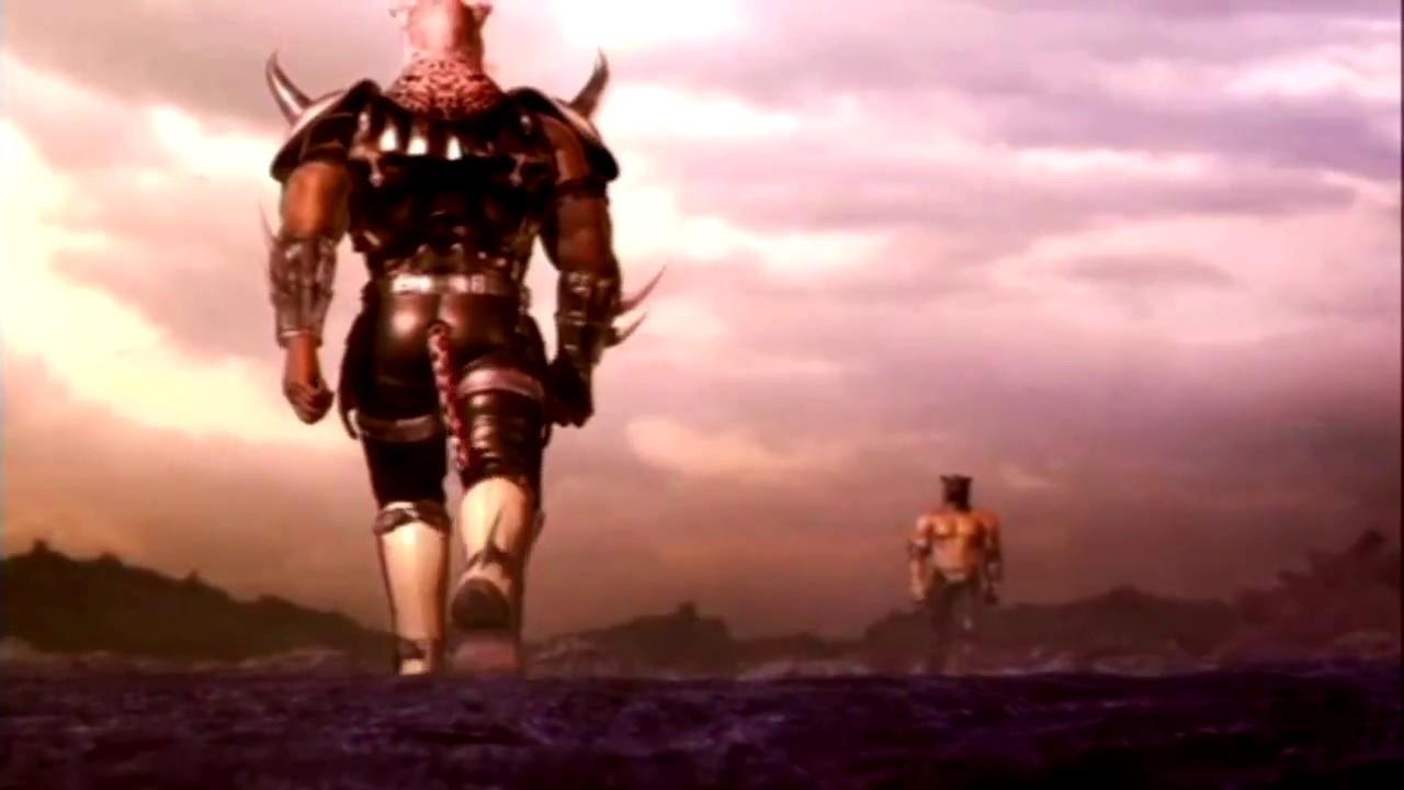 Tekken Dark Resurrection Psp Story Battle As Armor King Youtube