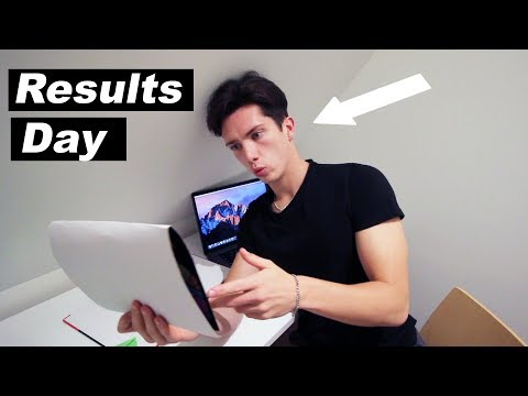 ALEVEL RESULTS DAY 2018 - Worried? Watch this....