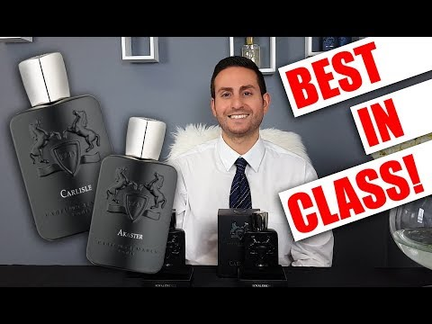 Akaster & Carlisle by Parfums de Marly Review + Giveaway!