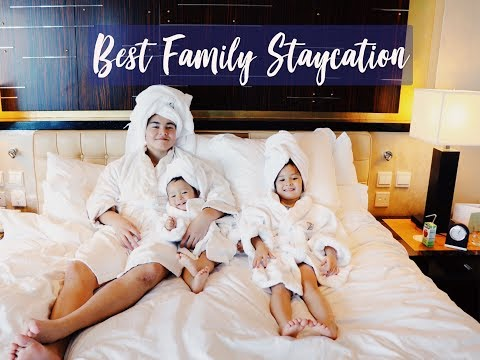 BEST FAMILY STAYCATION AT FOUR SEASONS HONG KONG