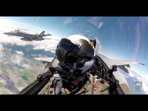 "US Fighter Pilots || ""There are only two types of aircraft -- fighters and targets."""