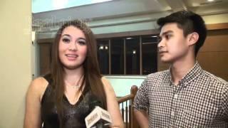Cinta Lokasi Aiman Ricky Dengan Amanda Gonzales