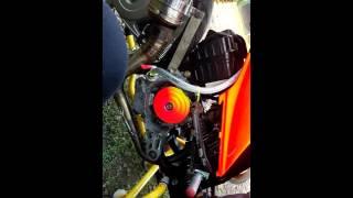 beat 150cc open Ch2speed knalpot yonk jaya