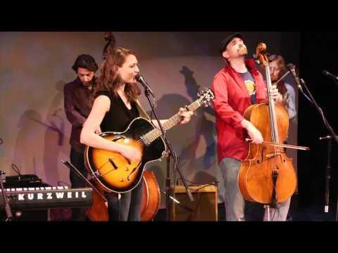 "Amber Rubarth - ""Full Moon In Paris"" - BUNCEAROO - 5/17/12"