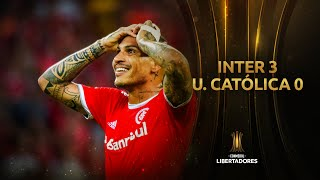 Internacional vs. Universidad Católica [3-0] | GOLES | CONMEBOL Libertadores 2020