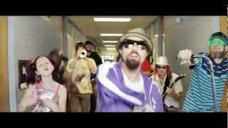 "SECRET AGENT 23 SKIDOO: ""Gotta Be You"" - ft. MC Fireworks"