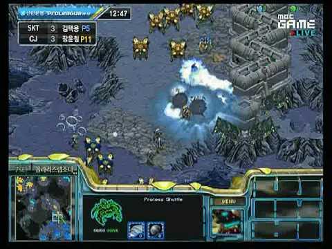 SPL  Bisu vs Snow 2010-07-20  @ Polaris Rhapsody