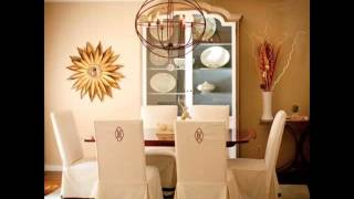Dining Chair Slipcovers: Home & Kitchen Dining Chair Covers