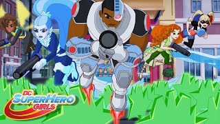 Tales from the Kryptomites Part 2 | Episode 304 | DC Super Hero Girls