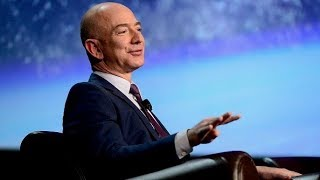 Why did Jeff Bezos sell $2.8 billion in stock?