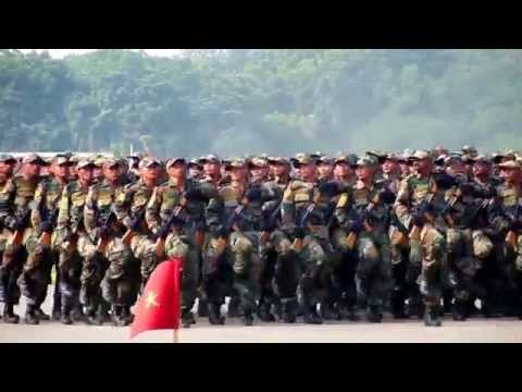 Prime Minister's Territorial Army Day Parade 2014