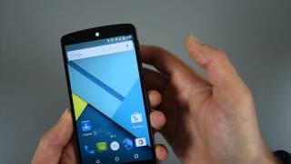 Android 5.0 Feature:  Multi User and Guest Access