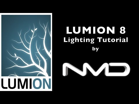 Lumion 8 Lighting Tutorial You