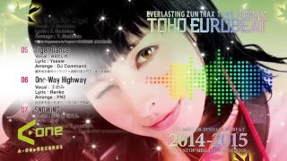 the best of toho eurobeat 2014 2015 non stop mega mix by dj boss a one
