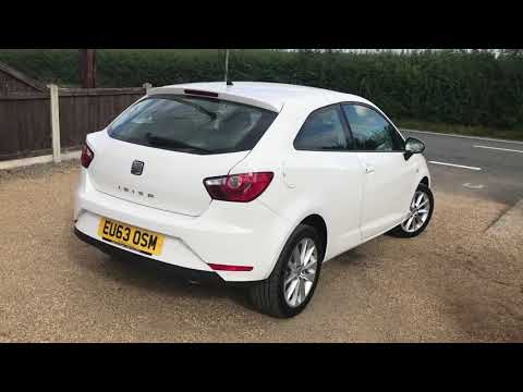 2013 SEAT IBIZA 1.4 TOCA FOR SALE | CAR REVIEW VLOG