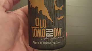 Monty's Aged Ryed Ale beer taste test