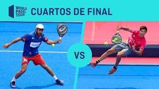 Resumen Cuartos de Final Bela/Lima Vs Chingotto/Tello Alisea Ledus Jaén Open | World Padel Tour