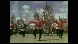 �������� ���� Горячий русский танец Hot Russian Dancing Ethno Superb Pyatnitsky Choir And Uralsky Choir ������