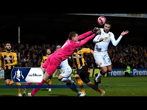 Cambridge United 0-0 Man United - FA Cup Fourth Round | Goals & Highlights
