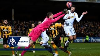 Video Gol Pertandingan Cambridge United vs Manchester United