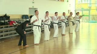 Warsaw seminar with Tsukamoto-sensei 2011 part 1,