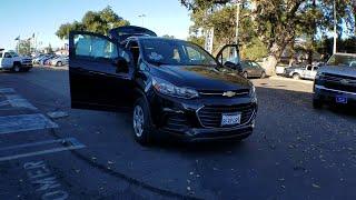 2018 Chevrolet Trax Westlake, Simi Valley, Newbury Park, Camarillo, Thousand Oaks, CA 87819SL