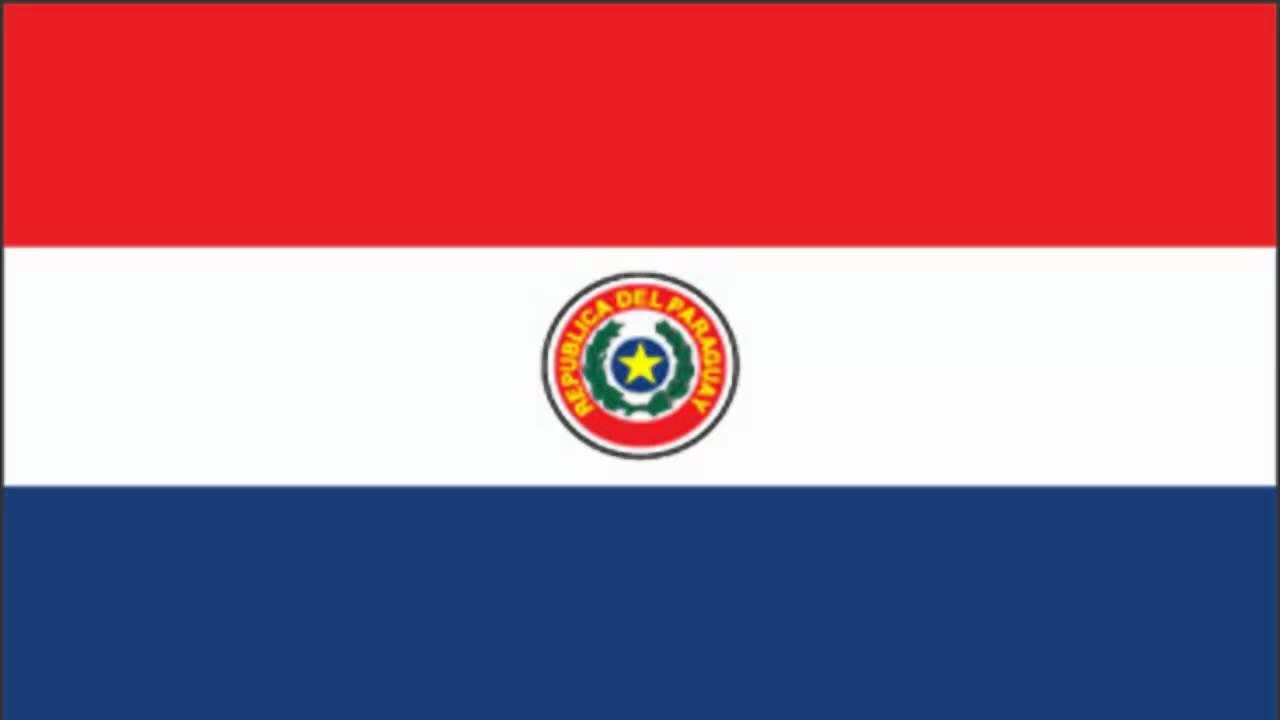 Image result for paraguay flag