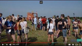 Фестиваль техники и путешествий.  Техноtravel на аэродроме Левцово
