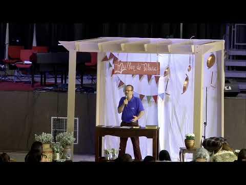 Congresso Mulher da Palavra 2019 - Palestra 2 - Pr. David Merkh Jr. - Rute 2