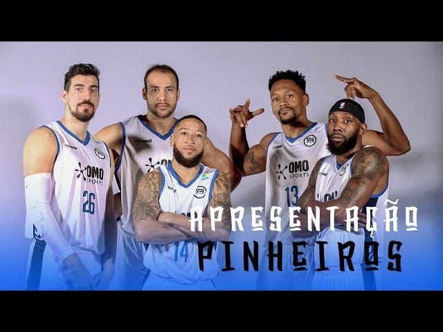 Apresentação Pinheiros - NBB CAIXA 2018-19