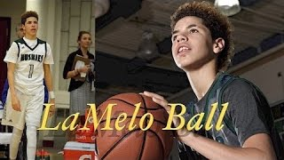Crazy Trickshots, With Lamelo ball (Must Watch)