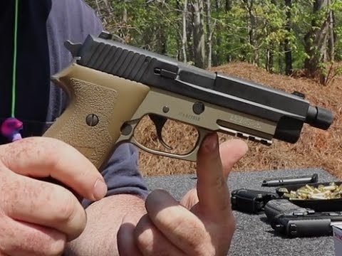 Sig P220 Review