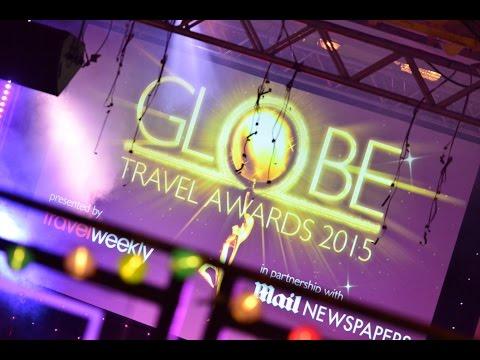 Travel Weekly Globe Travel Awards 2015