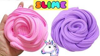 Como Fazer Slime – Super Fácil