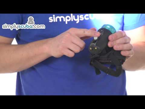 StingRay™ XM-L 6000Lm LED Dive Light Review by SeaLantern ...