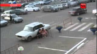 Армянские разборки в Красноярске : видео