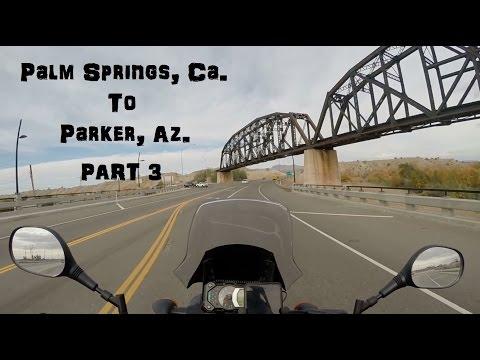 Palm Springs to Parker part 3 audio fix for smart phones