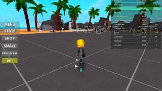 soy muy fuerte roblox
