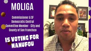 Commissioner Fa'auuga Moliga Supports Voting Manūfou for Jefferson Elementary School Board