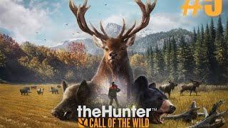 the Hunter Call of the Wild прохождение на русском. Часть 5 - По следу за Ланями