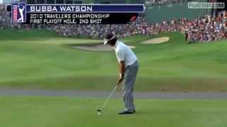 Bubba Watson Top 3 Shots