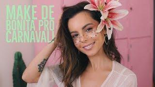 3 MAKES FACINHAS DE CARNAVAL | Giovanna Ferrarezi